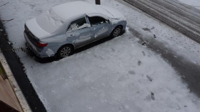 Folyamatosan havazik Kaposváron