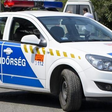 Hétvégi rendőri intézkedések