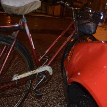 Két kerékpárost ütöttek el nyolc órán belül