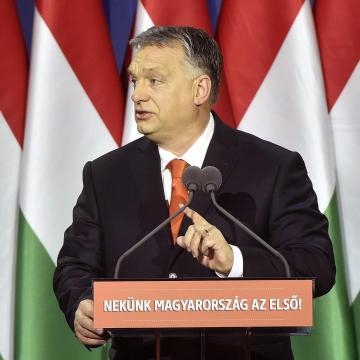 Magyarország felértékelődött - Évet értékelt Orbán Viktor