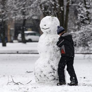 Már operatív törzs is működik térségünkben a havazás miatt