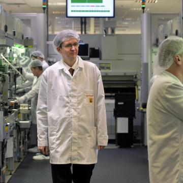 A Continental új debreceni beruházása 450 új munkahelyet teremt