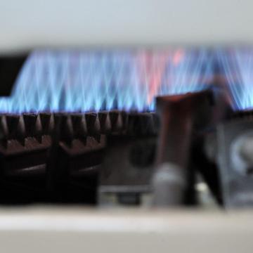 Az extrém hidegben is biztosított a lakosság gázellátása