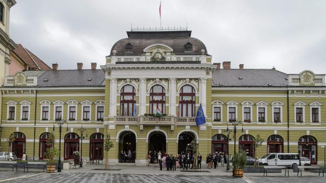Csaknem 40 milliárd forint főösszeggel fogadták el Eger idei költségvetését