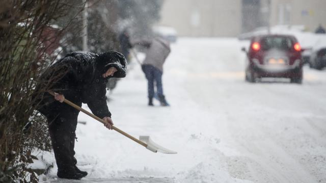 Hófúvás, mínusz 20 fok, riasztások – Jön a legtéliesebb nap