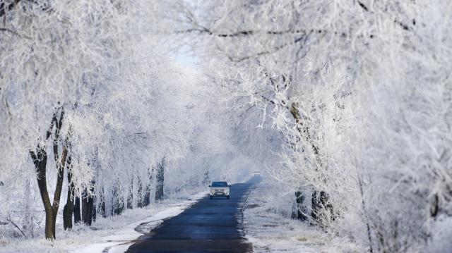 Több helyen volt mínusz 20 foknál is hidegebb