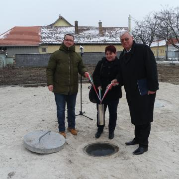 Elkezdődött Érd új egészségházának építése