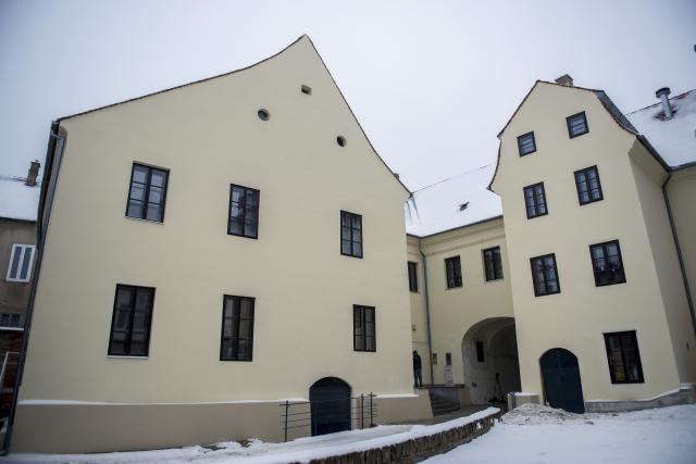 Horvát házat adtak át Pécsen