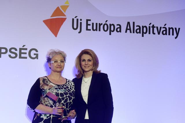 Szigetvári és pécsi kitüntetett is az idei Mol Mester-M díjátadáson