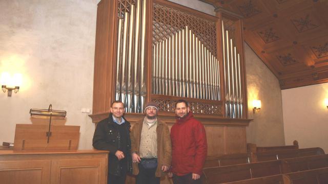 Új orgonával és zarándokházzal gyarapodik az evangélikus gyülekezet