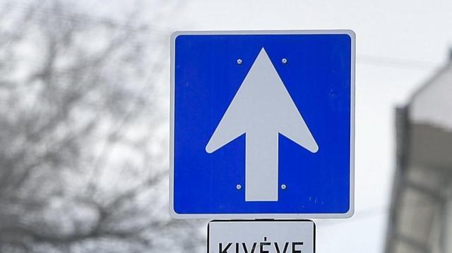 Egy irányban lehet csak közlekedni az Apponyi utcában