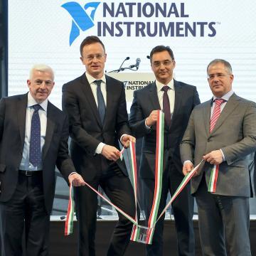 Szijjártó: Magyarország Európa legversenyképesebb beruházási környezete