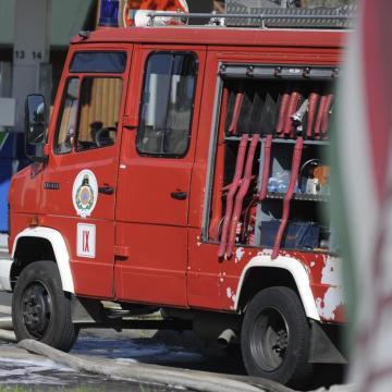 Tűz volt a debreceni Kenézy Gyula Kórházban