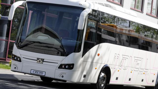 Új buszok állnak forgalomba régiónkban
