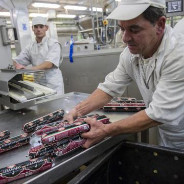 Újabb magyar élelmiszerüzemek exportálhatnak Tajvanra