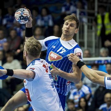 Férfi kézilabda BL - A Szeged szerdai mérkőzésével kezdődik a rájátszás első köre
