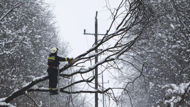 Havazás - Kilencezer fogyasztónál még nincs áram