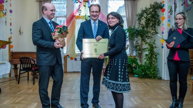 Huszonhat óvoda kapott idén Kincses Kultúróvoda címet