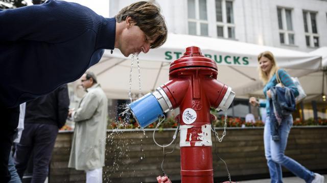 Idén is lesz Happy hét a vízfogyasztás népszerűsítéséért