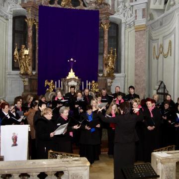 Jubileumi évben is Nagyböjti hangverseny
