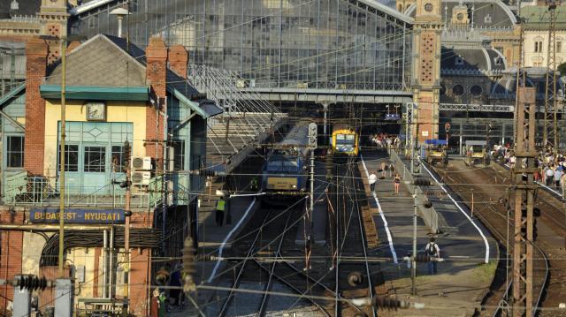 Karbantartás miatt módosul vonatunk útvonala