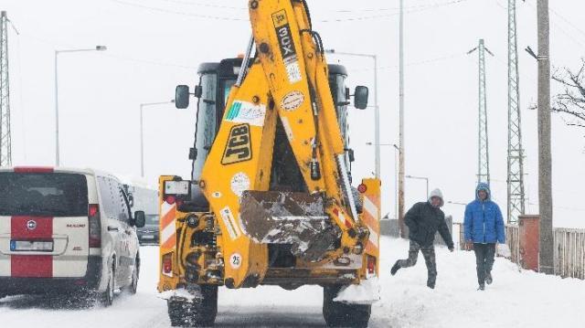 Még nem szabadulunk még a téltől, vannak még járhatatlan utak