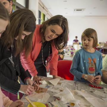 Tíz hétvégén ezer család üdülhet a Családi Erzsébet-táborokban