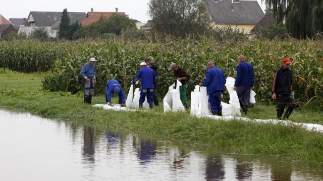Árvíz és belvíz ellen is védekezni kell