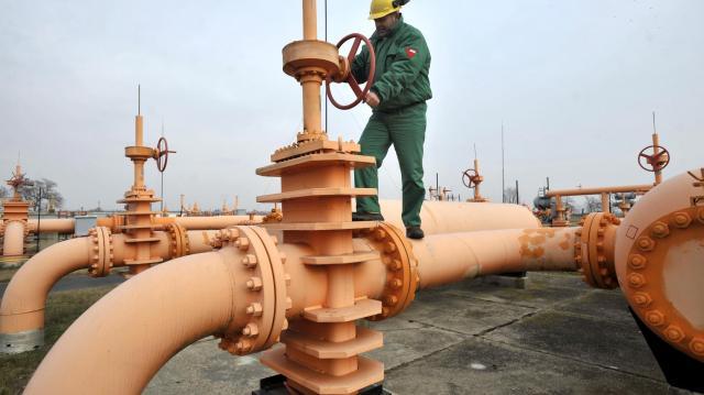 Biztosított az ország gázellátása