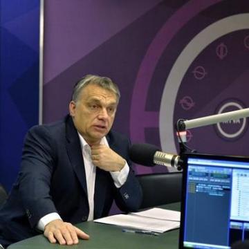 Orbán Viktor: A bevándorlás az áprilisi választás legnagyobb tétje
