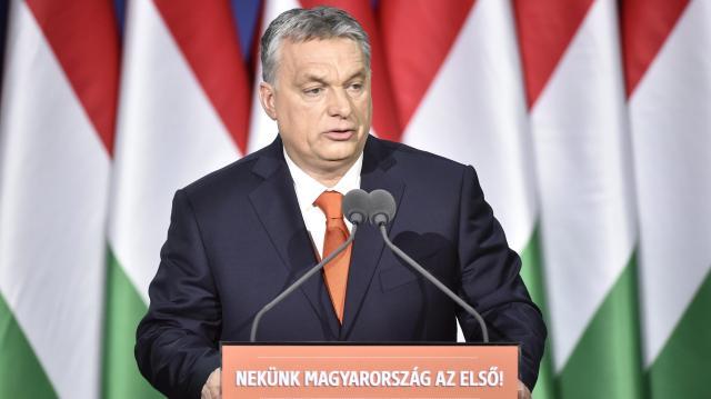 Orbán Viktor: Amíg én vagyok a miniszterelnök, nem lesz kötelező kvóta - VIDEÓVAL