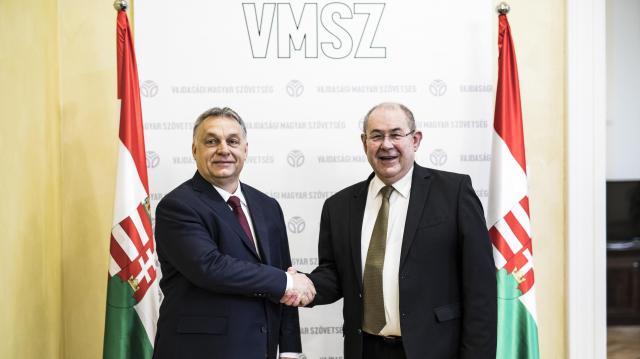Orbán Viktor: meg kell védenünk az elmúlt nyolc év eredményeit