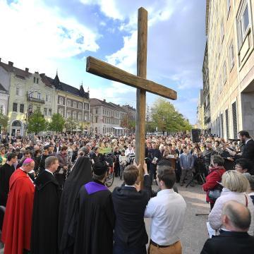 Virágvasárnapi együttlétre várják az embereket Debrecenben