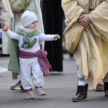 A húsvét a kereszténység legnagyobb ünnepe