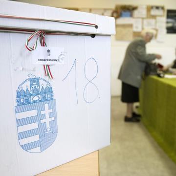 Elkezdődött a választás - Itt szavazhatunk a jelöltekre a mosonmagyaróvári választókerületben!