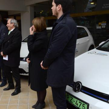 Környezetbarát autókkal járnak a kormánytisztviselők