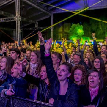 Mintegy száz fellépő lesz a Pécsi Egyetemi Napokon