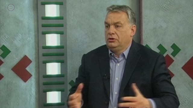 Orbán: A választás tétje a jövő
