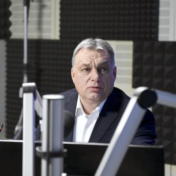 Orbán Viktor: A választás tétje a jövő