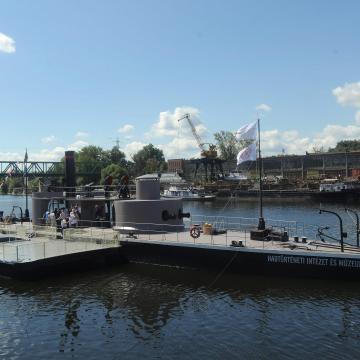 Országos útra indul a Lajta Monitor Múzeumhajó