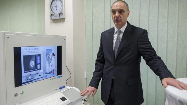 Választás 2018 - Bepereli Márki-Zay Pétert a hódmezővásárhelyi kórház főigazgatója