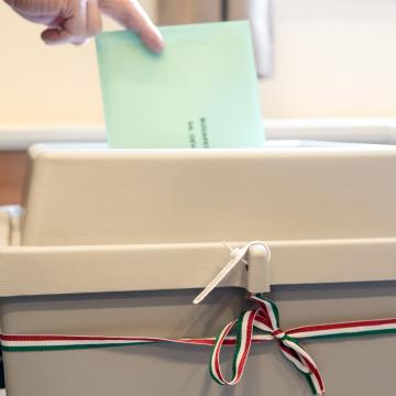 Az országos átlagnál némileg kisebb egyelőre a részvétel Borsodban