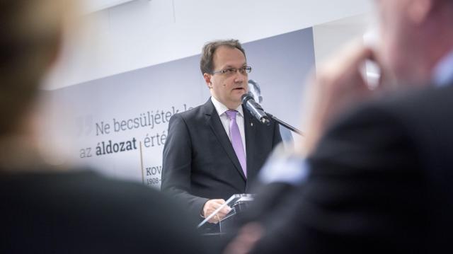 Hoppál Péter újra Pécs II. választókerületének országgyűlési képviselője