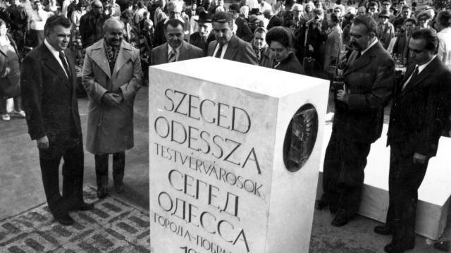 Megkezdődött Szegeden az Odessza városrész rehabilitációja