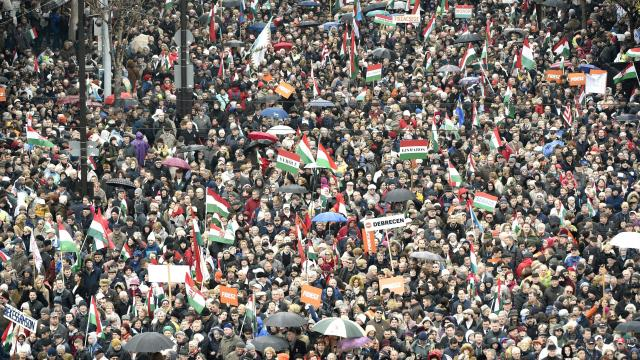 Alapjogokért Központ: a magas részvételi arány erős legitimációt ad az EU-n belül