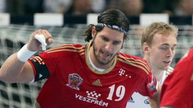 Három góllal tért vissza Nagy László - Nyert a Veszpérm