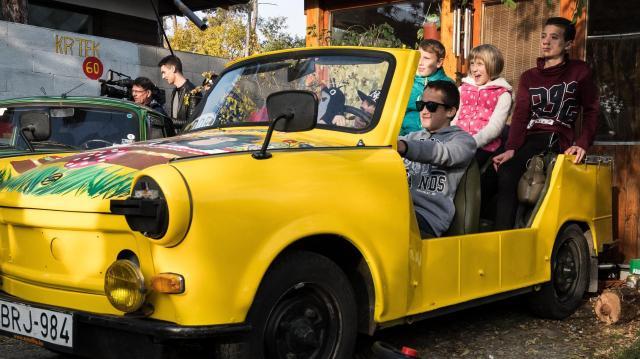 Közlekedik a család vetélkedő Debrecenben