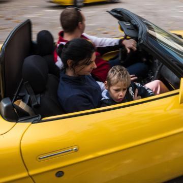 Közlekedik a család vetélkedő Szegeden