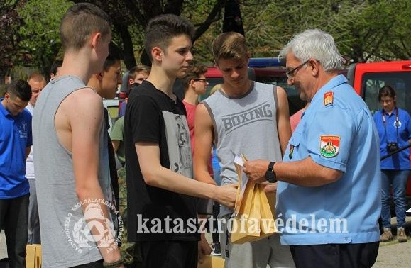 Országos döntőért mérkőztek meg térségünk diákjai