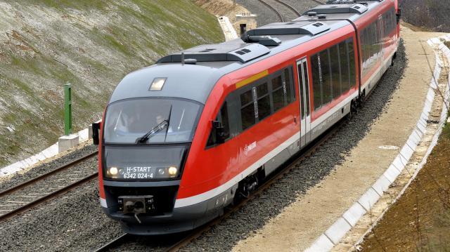 Siemens Desiro vonatok érkeztek vonalunkra